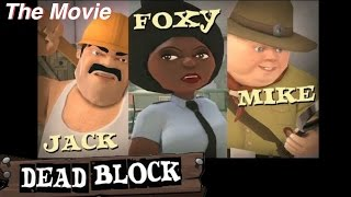 Dead Block - Walkthrough - The Movie -  ZOMBIE ROCK N