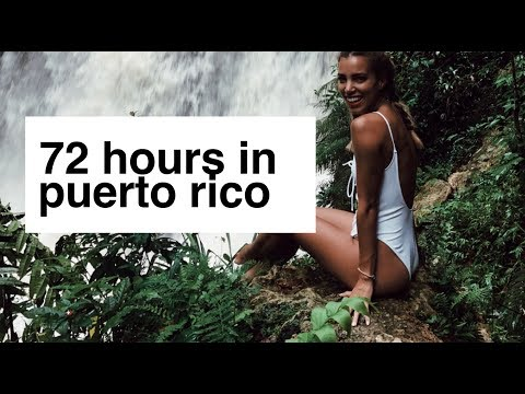 72 Hours in Puerto Rico Vlog