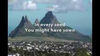 Mauritius - I Feel You - Schiller (with lyrics)