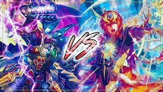 Narukami (Vanquisher) Vs. Gold Paladin (Gurguit)! Cardfight!! Vanguard G
