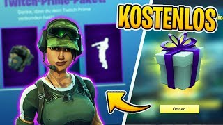 NEW* FREE SKIN AVAILABLE!!! 😱 Now in Fortnite! (Twitch Prime Pack)