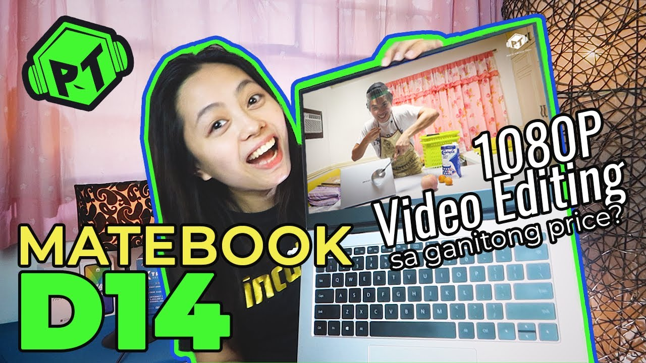 Huawei MateBook D14 - Is this the Best Laptop for the New Normal?!?!