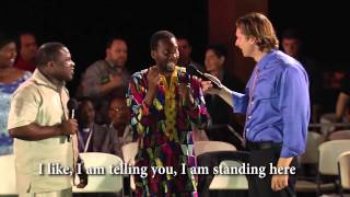 Deaf Muslim Healed in Jesus' Name!