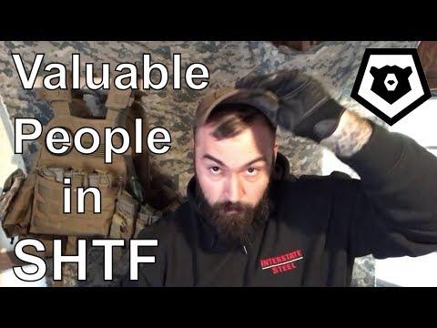 Valuable People in SHTF thumbnail
