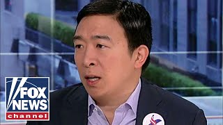 Andrew Yang argues why universal income isn't a 'handout'