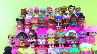Ляльки Лол Мультик! Сімейки Лол їх Магазин і Сховище! Lol Surprise Відео для дітей