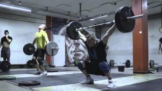 Weightlifting 101 Elite Traİning Camp #4