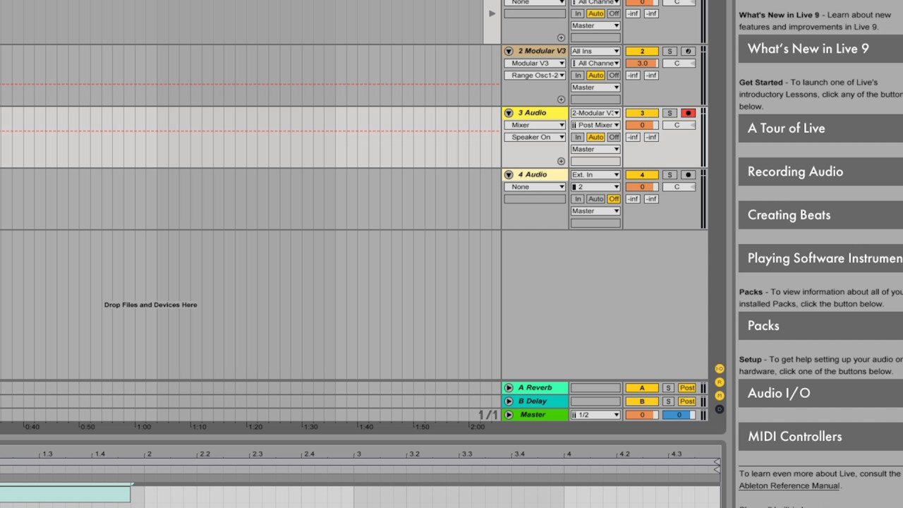 How to sample in ableton live 9 tutorial (easy).