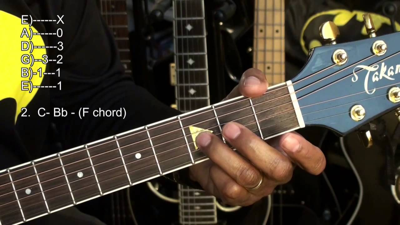 How To Play Seal Kiss From A Rose Intro Chordmelody Transition
