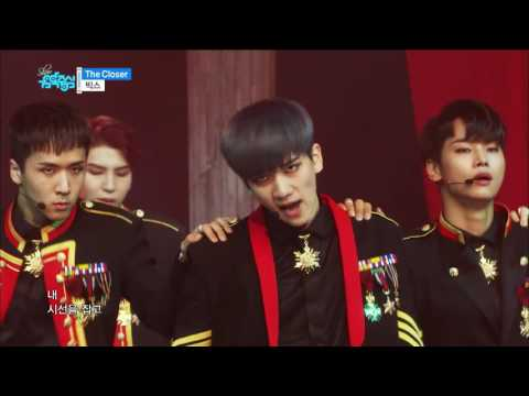 【TVPP】 VIXX - The Closer, 빅스 – 더 클로저 @Comeback Stage, Show! Music core