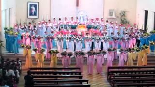 Tháng Hoa Dâng Mẹ - Gx. Thánh Mẫu 2012