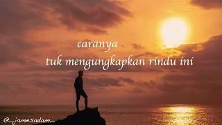 [MUSIC] Rindu yang Meradang - Syifa Hadju (Male version on F#)