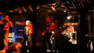 FINSTERFORST - Nichts als Asche - live (10.05.2013 Bornstedt) HD