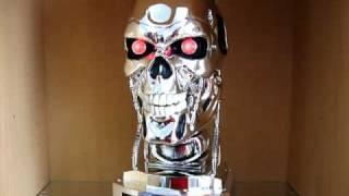 Terminator 2 - Skynet Fan Edition Blu-ray - Skull Sound Effects