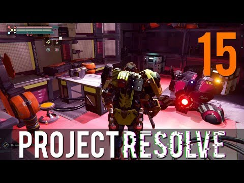 [15] Project Resolve (Let's Play The Surge PC w/ GaLm)