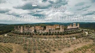 Drone San Gimignano & Monteriggioni - Donati Films x Toscana Da Visitare