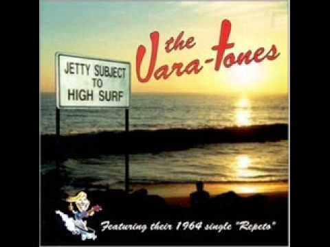 The Vara-Tones - Jetty Subject To High Surf [Full Album]