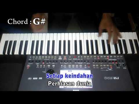 ISTRI SALEHAH Aransemen  KORG PA600  Karaoke Chord & Lirik