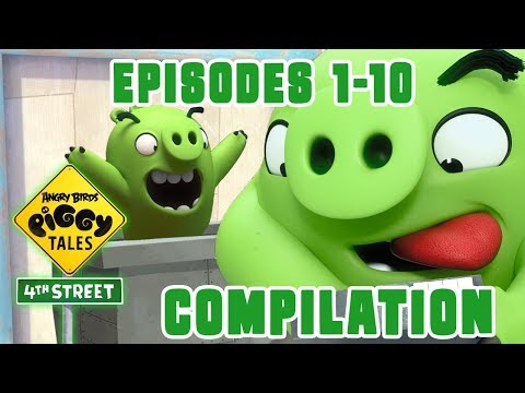 Piggy Tales - 4th Street | Mashup Ep1-10 Compilation