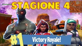 FORTNITE SEASON 4 - SHOPPO THE NOVO PASS BATTLE