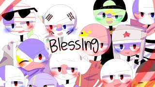 Download lagu Blessing(World Edition) Countryhumans