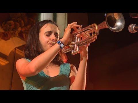Concert Andrea Motis & Joan Chamorro Quartet i The Big Band La Fila