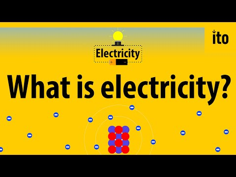 What is electricity? - Electricity Explained - (1)