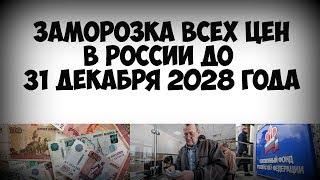 В России предлагают заморозить цены на переходный период пенсионной реформы