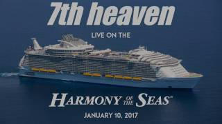 7th heaven - Pop Medley 3 - Live on the Harmony of the Seas