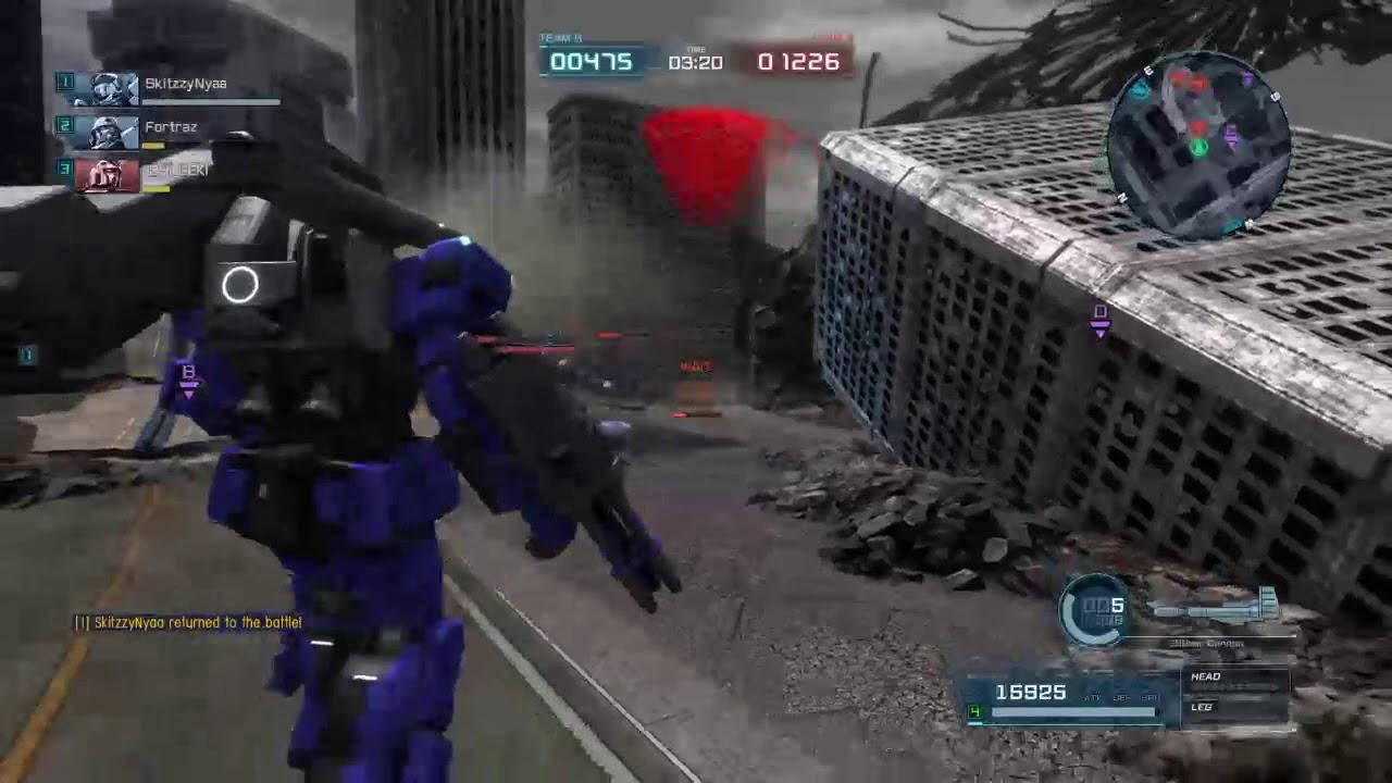 Getting destroyed in Gundam BO2
