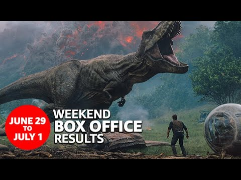 Weekend Box Office | June 29 to July 1