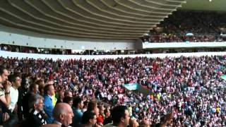 Mackems sneaking out @ SOS NUFC @ SMB's 20/8/11