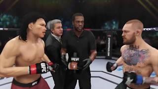 Bolo Yeung vs. Conor McGregor (EA Sports UFC 3) - CPU vs. CPU