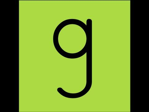 Letter G Song Classic