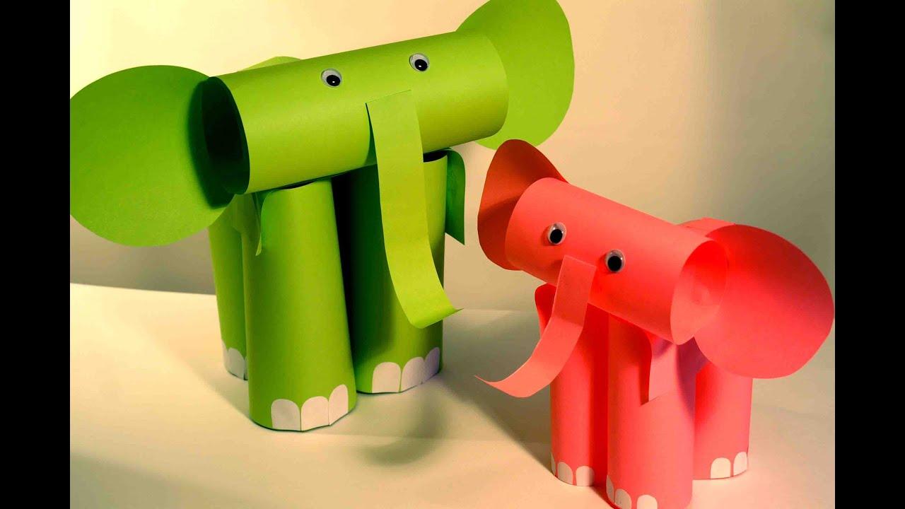 Как сделать слона из бумаги своими руками фото 329