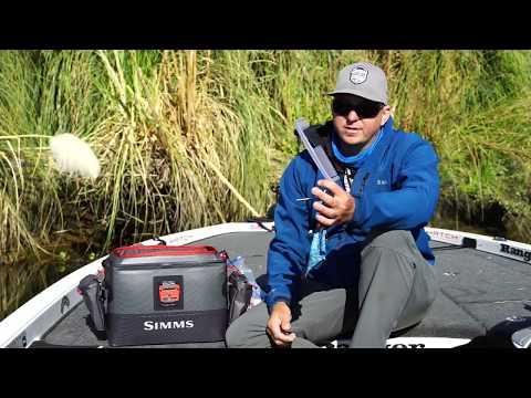 Simms Dry Creek Boat Bag Review