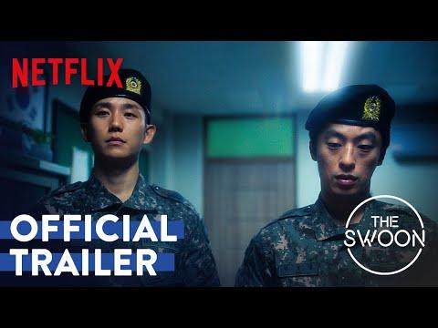 D.P.   Official Trailer   Netflix [ENG SUB]