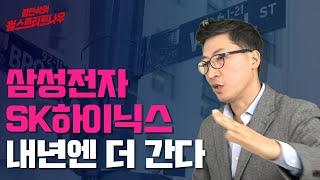 치솟는 마이크론 주가, 삼성전자·SK하이닉스도 오를까?/201203 김현석의 월스트리트나우