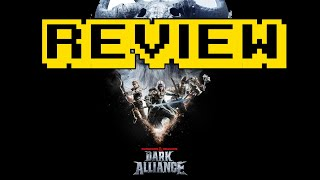 Dungeons and Dragons Dark Alliance Review (Video Game Video Review)