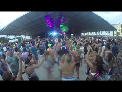 Hangout Music Fest 2015 Medley  Gulf Shores, AL  GoPro