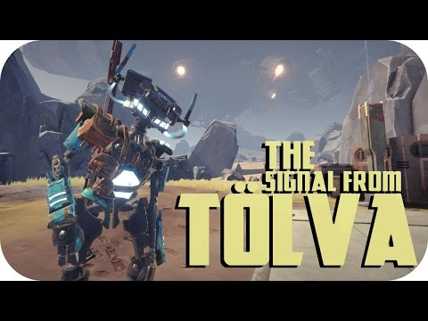The Signal from Tölva - 1. BODY SNATCHER - Let's Play The Signal from Tölva