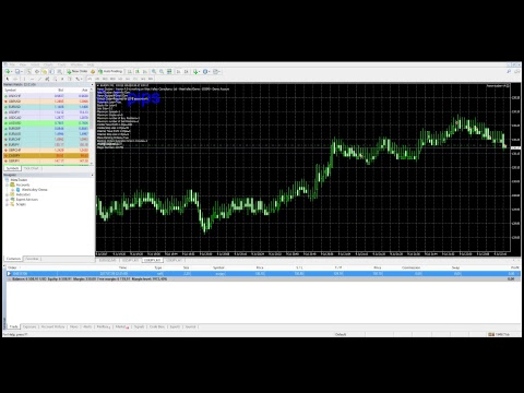 FOREX - demo scalper session (live streaming)