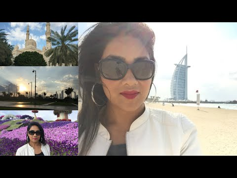 Trip/ vlog: Alone in Dubai/ Alleen in Dubai!| Jayshree's World
