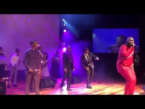 Thina Zungu - Mbize @ Dumi Mkokstad Live DVD Recording