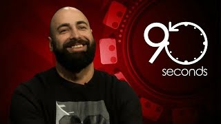 90 SECONDS w/ Pero Antic