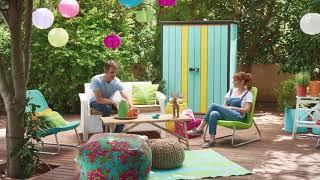Pourquoi Choisi L Armoire De Jardin High Store Par Keter Youtube