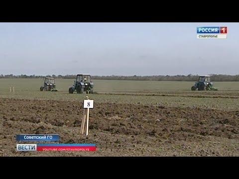 Лучший молодой тракторист Ставрополья учится в Нефтекумске