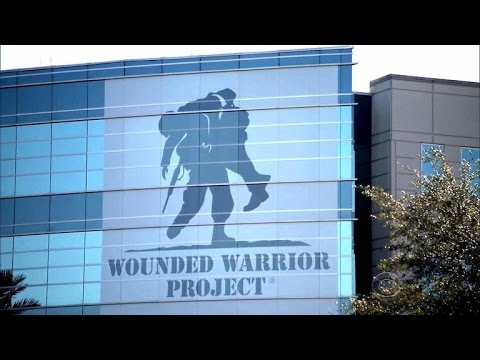 wounded warrior scam