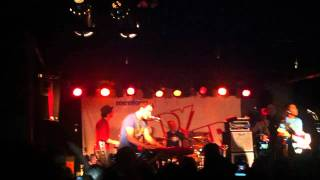 "Andy Grammer - ""Keep Your Head Up"" Live in ATL 2/25/2012"