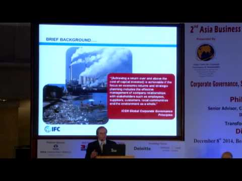 2nd Asia Business Responsibility Summit 2014 - Part 2